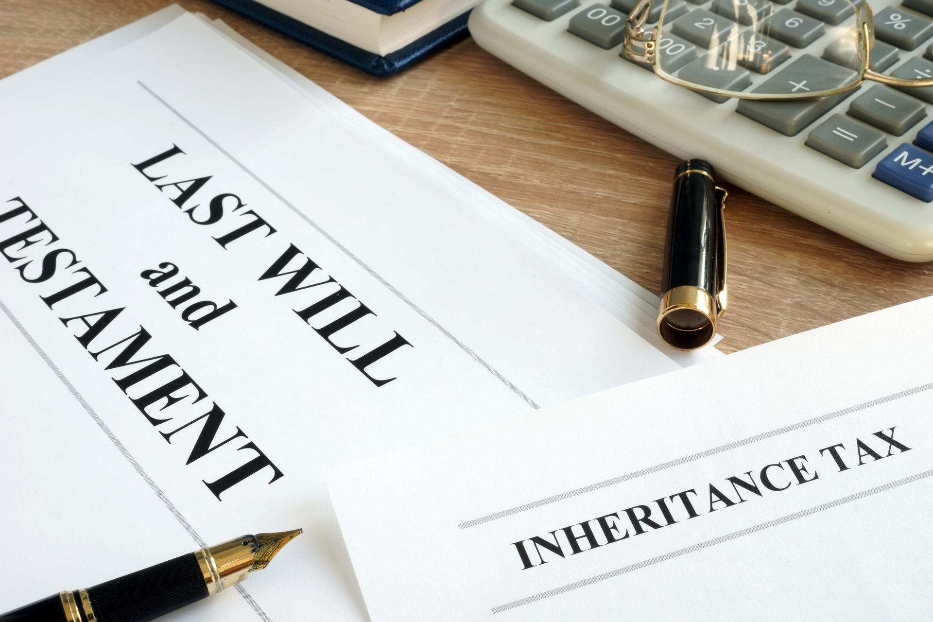 Tax and Estate Planning